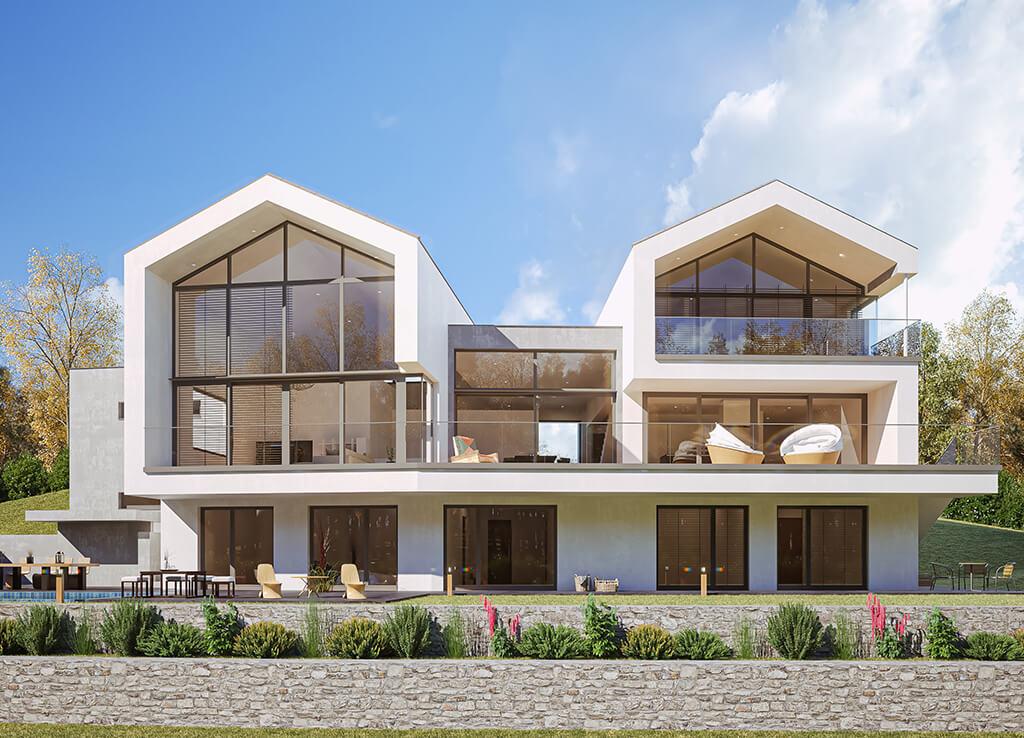 Premium Haus bauen Bodensee